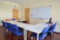 Arabic classroom