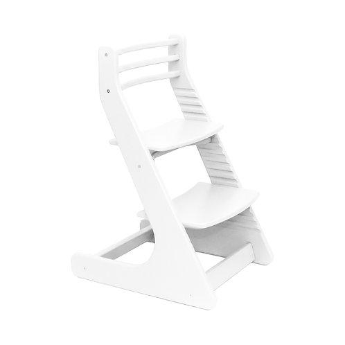 Растущий стул Горыныч белый