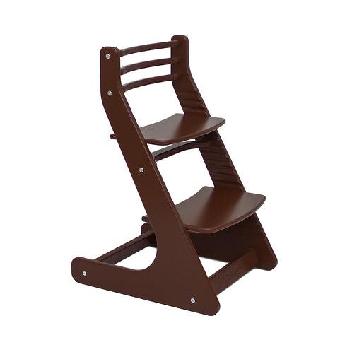 Растущий стул Горыныч темно-коричневый