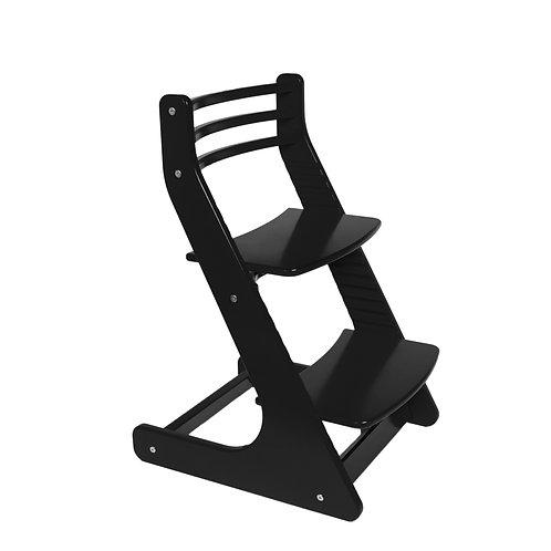 Растущий стул Черный