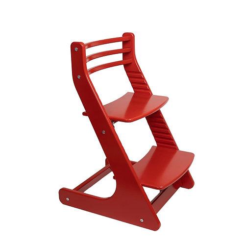 Растущий стул Красный