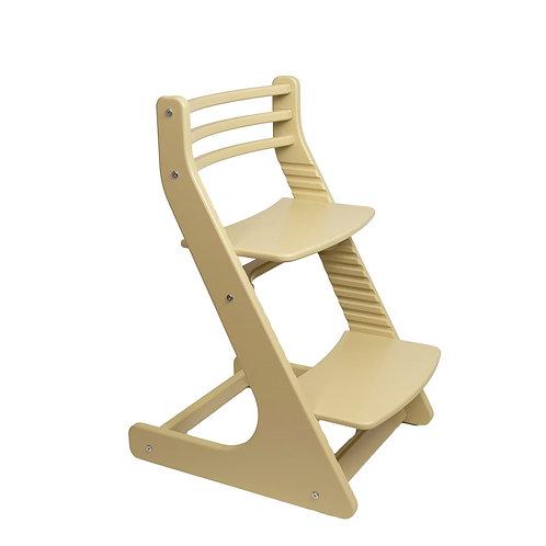 Растущий стул Бежевый