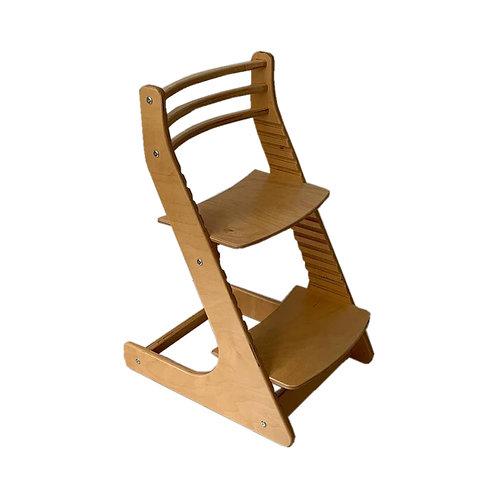 Растущий стул FUN Сосна