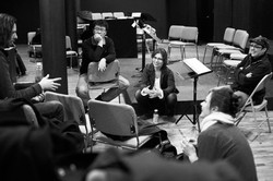 Brindlebeast Rehearsals