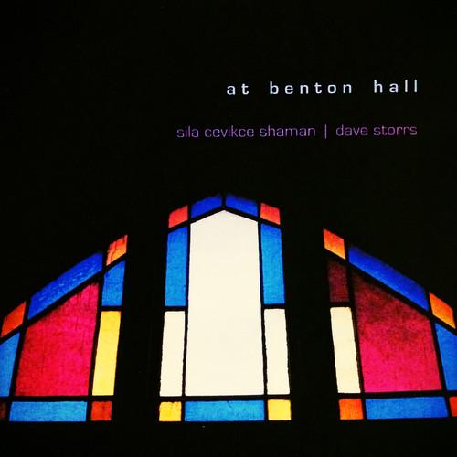 At Benton Hall