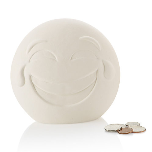 Laughing Emoji Money Bank
