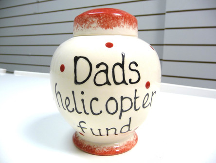 dads helicopter fund