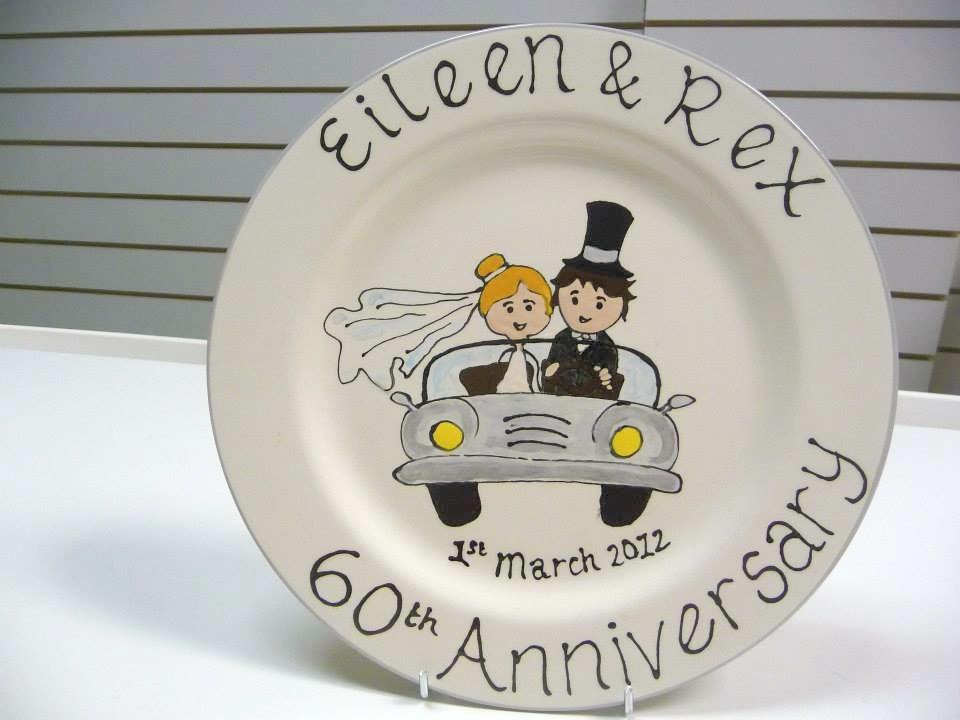 60th pearl wedding anniversary