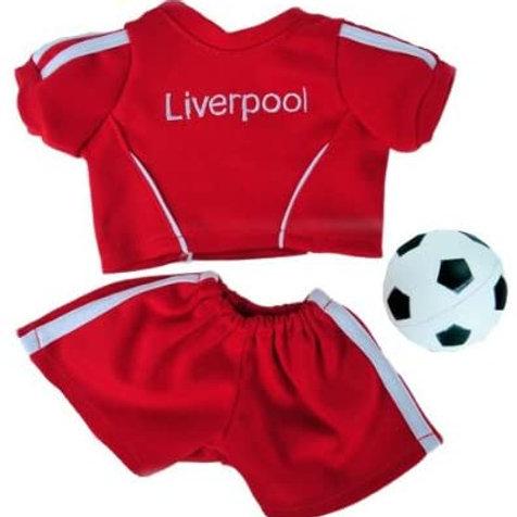 """Liverpool Football Kit (16"""")"""
