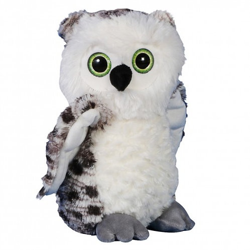 """White Owl (8"""")"""