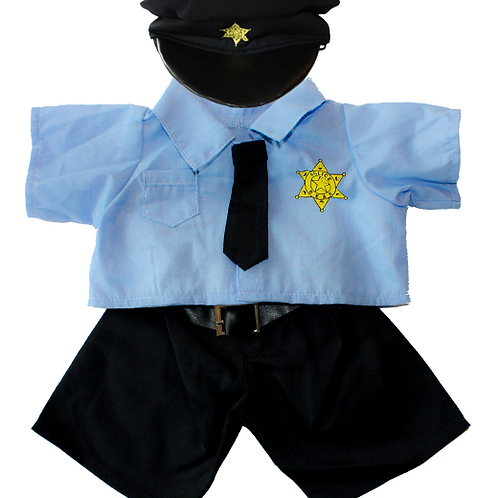 """Policeman Outfit (16"""")"""