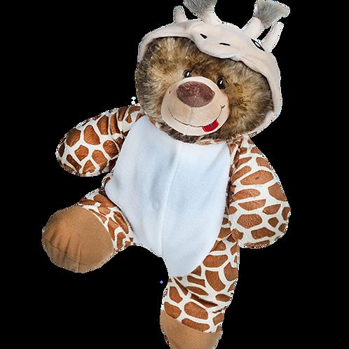 "Giraffe Onesie (16"")"