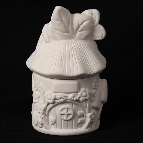 Fairy House Trinket Pot