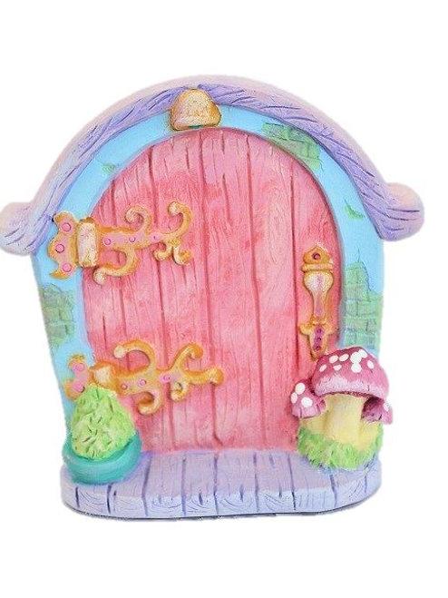 Fairy Door Plaque