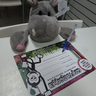 Hippo build a bear