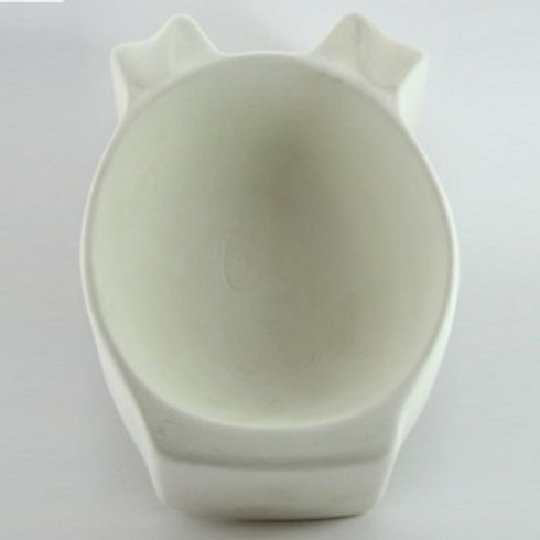 Dog Face Bowl 22cm