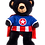 "Thumbnail: Captain America Outfit (16"")"