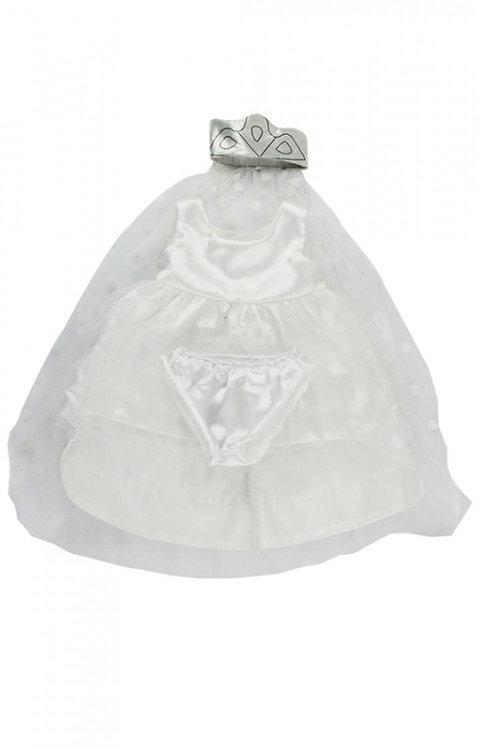 "Bridal Dress (8"")"
