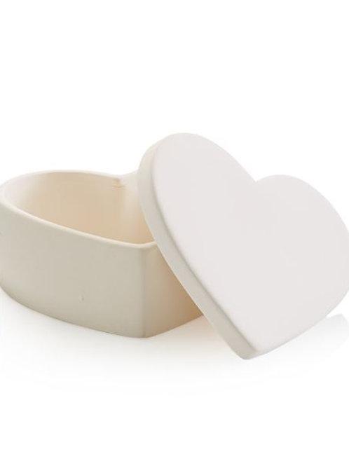 Heart Trinket Pot (Large)