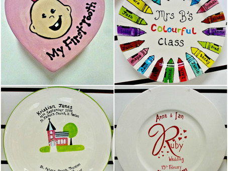 Personalised Pottery!