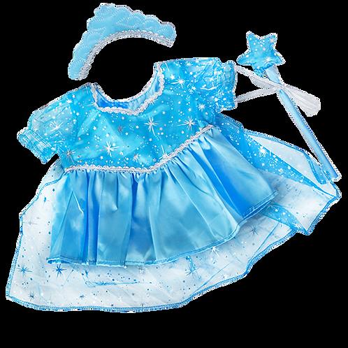 "Snow Princess Dress (16"")"