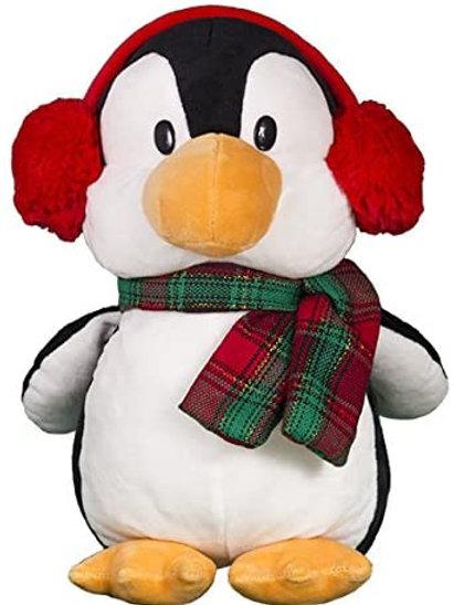 "Pebble the Penguin (8"")"