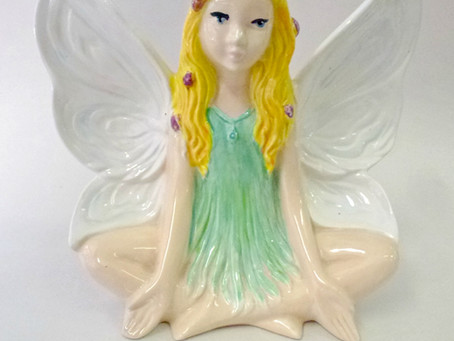 Everyday is a Fairy Day at Crafty Monkey!
