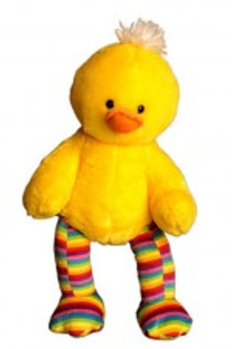 """Duck with Striped Legs (16"""")"""