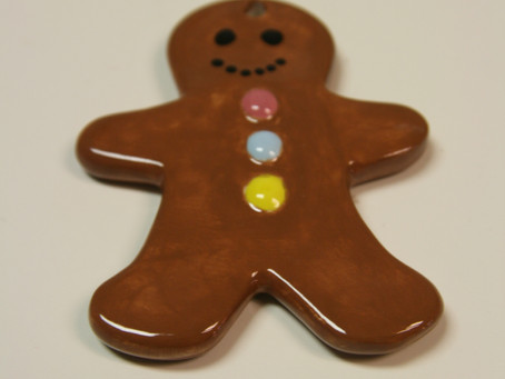 National Gingerbread Decorating Day!