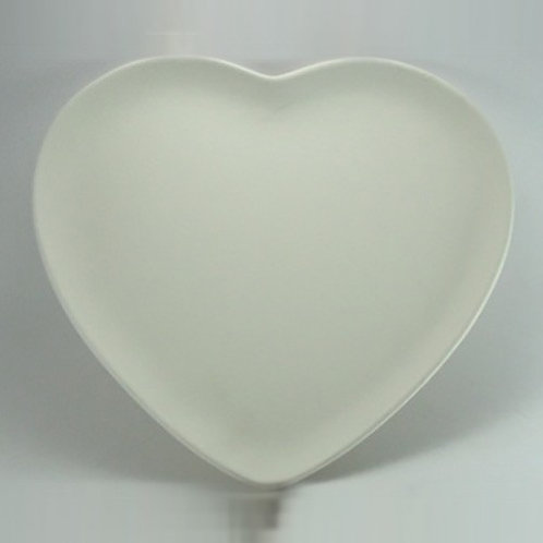 Heart Plate - 26cm