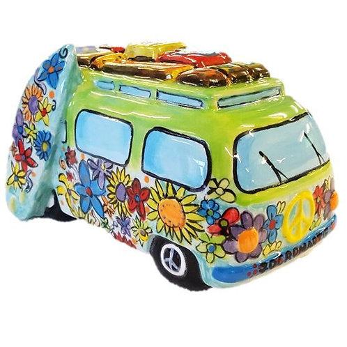 Hippie Surfer Van
