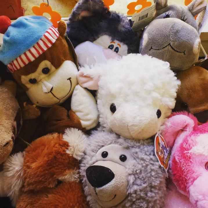 Selection of bear skins