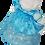 "Thumbnail: Snow Princess Dress (8"")"