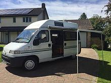 Bessie the campervan