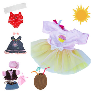 Clothing for build a bear