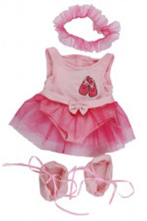 """Pink Ballerina Outfit (16"""")"""