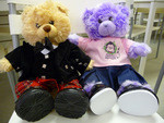 Scottish kilt clothing for build a bear