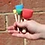 Thumbnail: Set of Mini Sponge Paint Dabbers