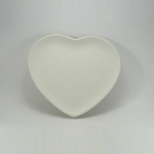 Heart Plate - 21cm