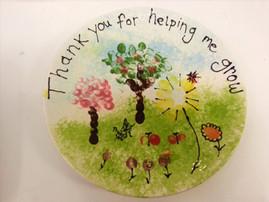 thank you for helping me grow fingerprint garden