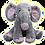 "Thumbnail: Trunks the Elephant (8"")"