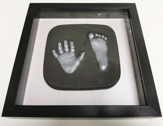 baby framed outprints