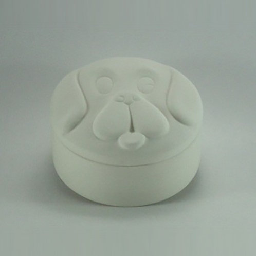 Puppy Trinket Pot