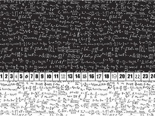 Decoupage Paper Paris Script