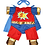"""Thumbnail: Superbear Costume With Mask (8"""")"""