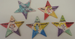 stars for teacher gifts