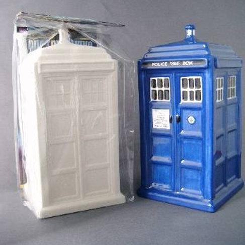Dr Who Tardis Money Bank
