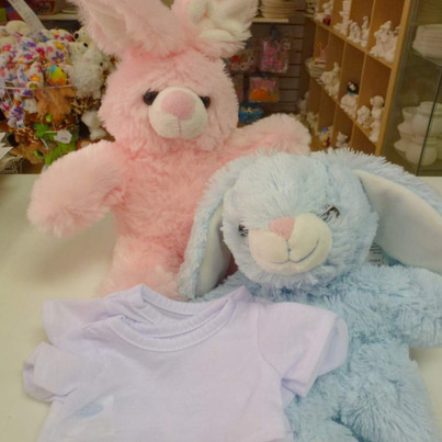 bunny build a bear