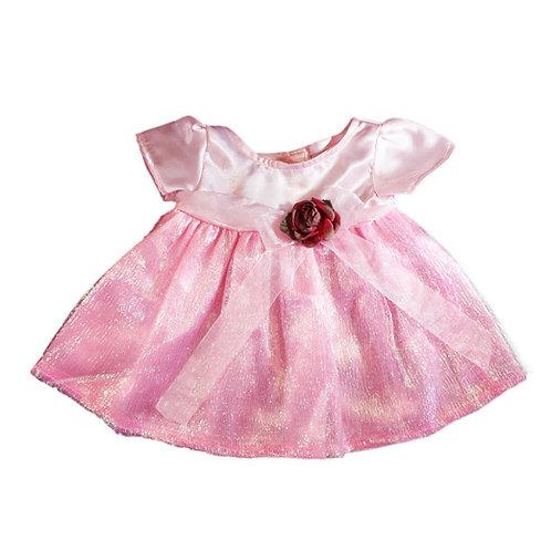 """Pink Rose Dress (8"""")"""