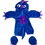 "Thumbnail: Blue & Purple Monster Outfit (16"")"